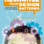 """Recharge Your Design Batteries"" by Rotovision"