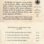 Ode alla Tipografia di Pablo Neruda di Tallone editore