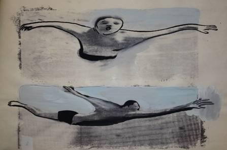 Il nuotatore di gianluigi toccafondo artelibro for Gianluigi toccafondo