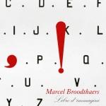 Marcel Broodthaers, Libro di immagini, Johan & Levi